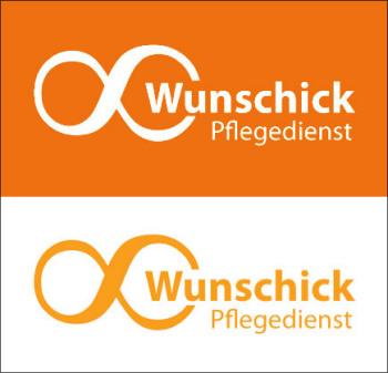 Neues Logo Pflegedienst Wunschick 2008